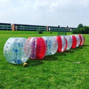 Bubbel voetbal, Dordrecht